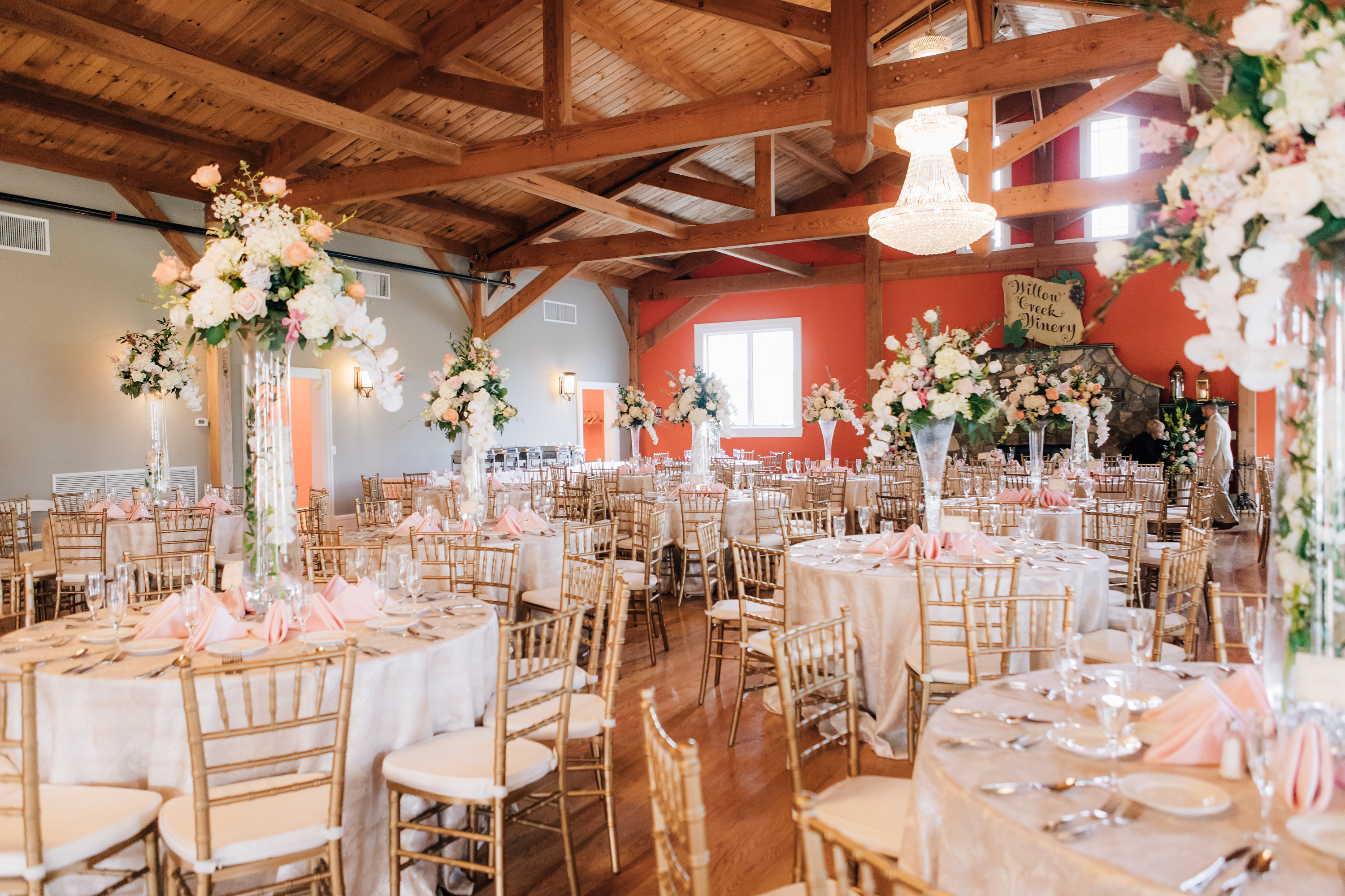Weddings At Willow Creek Winery Willow Creek Farm Winery
